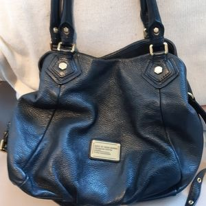 Marc Jacobs Q Fran Hobo bag black